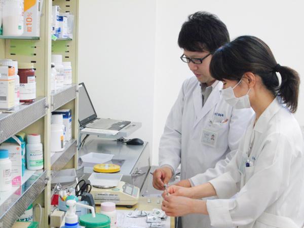 調剤業務の実践 人材育成 採用情報 有限会社メディケア